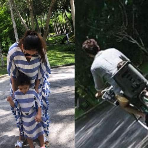 In Pictures: Shahid Kapoor And Mira Rajput Are Vacationing In Thailand With Their KIds!