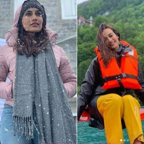 In Pictures: Surbhi Jyoti's Solo Trip To Switzerland On Her Birthday Is Giving Us Serious Travel Goals