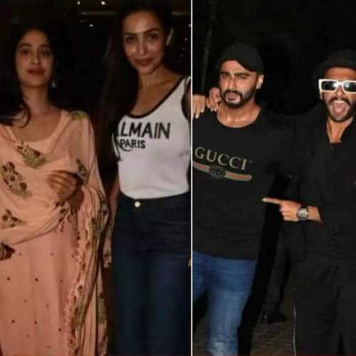 In Pictures: Bollywood Is One Big Happy Family At The Screening Of Arjun Kapoor's India's Most Wanted