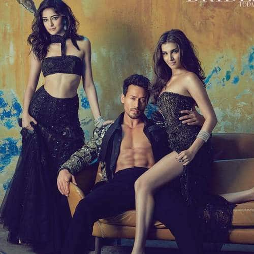 Students 2.0- Tiger Shroff, Ananya Panday And Tara Sutaria- Sizzle On The Cover Of A Magazine!
