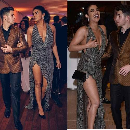 Cannes 2019: Priyanka Chopra And Nick Jonas Can't Take Their Eyes Off Each Other At The Vanity Fair Party!