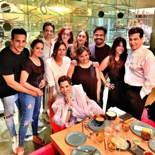 Ekta Kapoor Celebrates Her Birthday WIth Best Friends And Family! See Pictures...