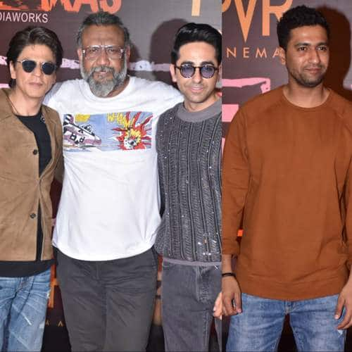 Ayushmann Khurrana's Article 15: Shah Rukh Khan, Vicky Kaushal And Others Attend The Screening!