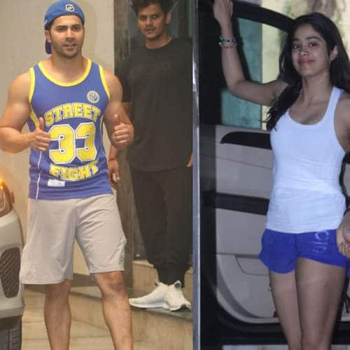 Spotted: Janhvi Kapoor, Yami Gautam, Varun Dhawan And Other Bollywood Celebs Show The True Meaning Of Monday Motivation!