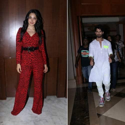 Spotted: Janhvi Kapoor Looks Adorable On The Way To Pilates Class, Shahid Kapoor And Kiara Advani Promote Kabir Singh
