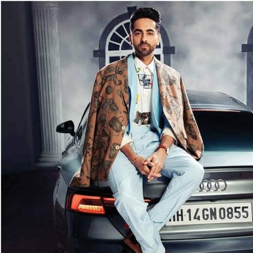 Ayushmann Khurrana Looks 'Bohot Hard' In The Pictures From The Cover Photoshoot Of A Magazine!