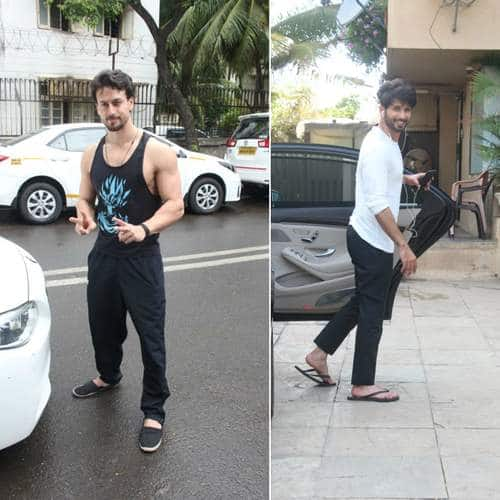 Spotted: Tiger Shroff Looks Ripped Post Gym Session