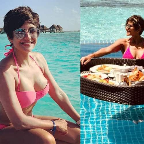 Mandira Bedi's Pictures From Maldives Are Proof That She Is Having The Best Holiday Ever!