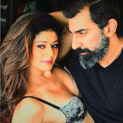 These Pictures Of Pooja Batra And Nawwab Shah Will Make You Believe That Love Will Always Find A Way!