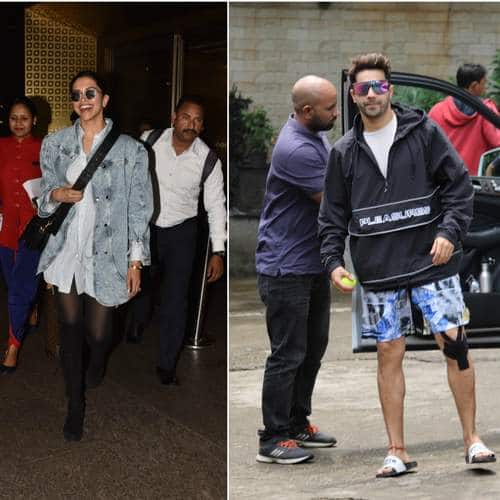 Spotted: Deepika Padukone Comes Back From Wimbledon, Alia Bhatt At The Airport With Mom Soni Razdan
