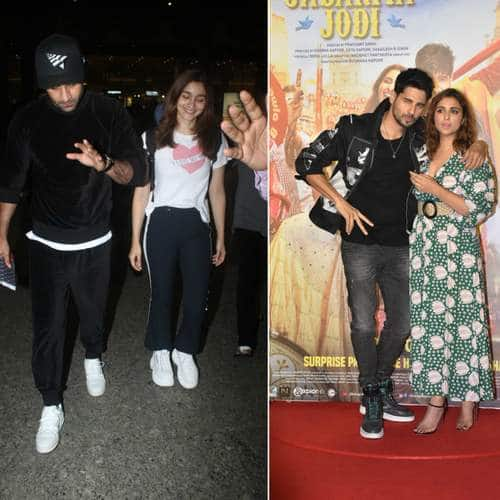 Spotted: Ranbir Alia Jet Off To New York, Shahid Kapoor Seen With Mira Rajput And Kids