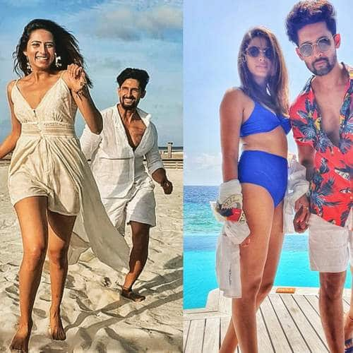 Ravi Dubey And Sargun Mehta's Maldives Vacation Pictures Will Make You Crave For A Holiday0