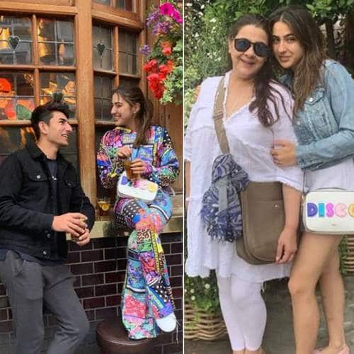 Sara Ali Khan's London Vacation Looks As Happy And Colorful As Her Personality