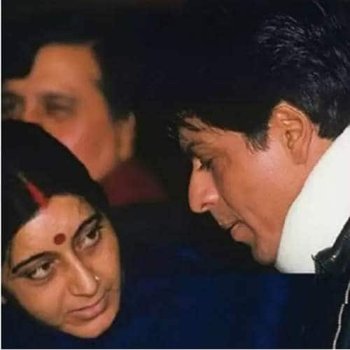In Pictures: Sushma Swaraj Was Loved By Bollywood As Much As She Was Loved By The World