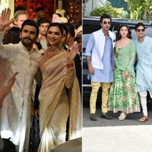Ganesh Chaturthi 2019: Let These Golden Couples Of Bollywood Give You Some Festive Fashion Inspiration