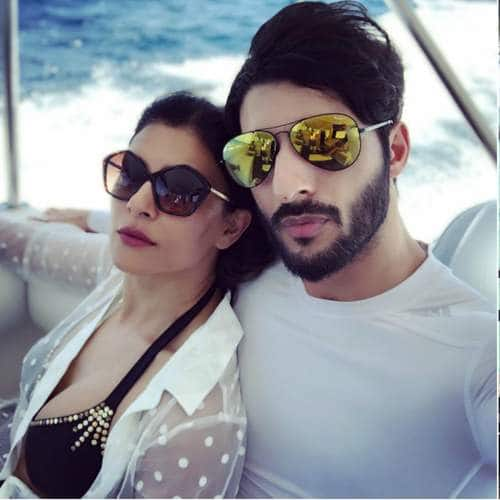 Sushmita Sen and Rohman Shawl's Maldives Holiday Is What Pure Bliss Looks Like