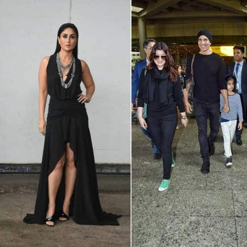 Spotted: Kareena Kapoor Looks Mesmerizing On The Sets Of DID, Akshay-Twinkle Returns From London Vacay