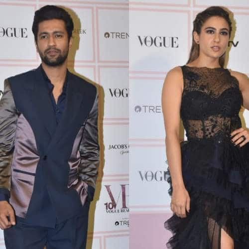 Alia Bhatt, Vicky Kaushal, Sara Ali Khan And Other Bollywood Celebs Take Glamour Quotient Notches Higher At Vogue Beauty Awards!