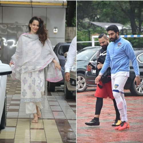Spotted: Alia Bhatt Has Lunch With Bestie, Shilps Shetty Brings Ganapati Home