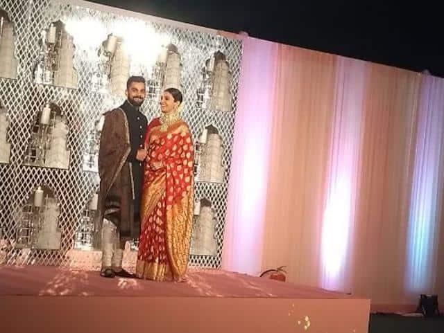 Virushka Reception: Indian PM Narendra Modi Blesses The Newly-Weds!
