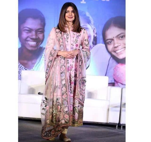 Priyanka Chopra Is Back In India: Here Are The 5 Best Looks She's Rocked So Far!