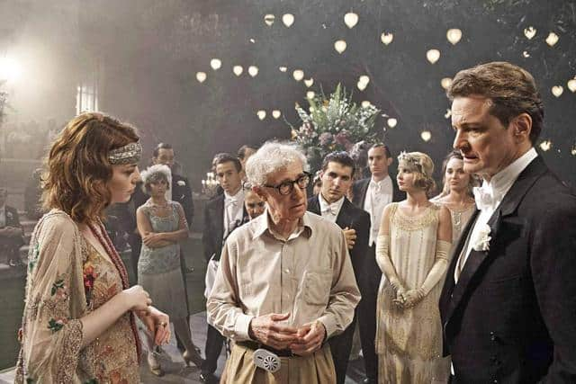 Colin Firth Is The Latest To Denounce Woody Allen