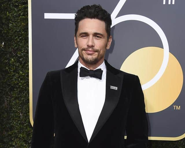 Three Former Students Are Accusing James Franco of Sexual Misconduct