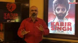 "Kabir Singh Movie Review- ""Set to be rage amongst youth"" - Shahid Kapoor 