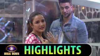 Bigg Boss 14 Highlights: Eijaz-Pavitra Lock Horns