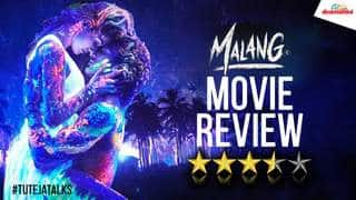 Movie Review Malang | Aditya Roy Kapur, Disha Patani | #TutejaTalks