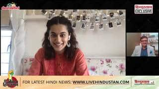 Taapsee Pannu On Learning How To Cooking During The Lockdown