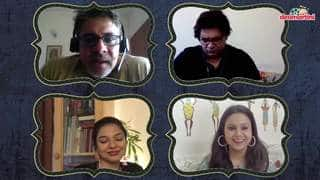 LOL Hasee Toh Phasee actors Cyrus Broacha, Suresh Menon and Ankita Srivastava in exclusive chat with us