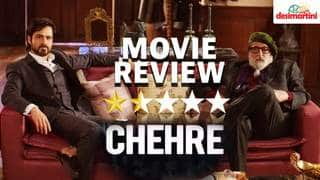 Chehre - Movie Review | Amitabh Bachchan, Emraan Hashmi |