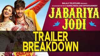Jabariya Jodi – Trailer Breakdown | Sidharth Malhotra, Parineeti Chopra