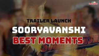 Best Moments From Sooryavanshi's Star-Studded Trailer Launch Event