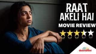 Raat Akeli Hai – Film Review | Nawazuddin Siddiqui | Radhika Apte | Netflix India