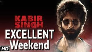 Kabir Singh Weekend Box Office - Shahid Kapoor, Kiara Advani