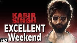 Kabir Singh Weekend Box Office - Shahid Kapoor, Kiara Advani