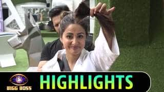 Bigg Boss 14 Updates: Nikki-Sara fight over a jacket, Sidharth flirts with Hina Khan