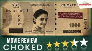 Choked Movie Review | Anurag Kashyap | Netflix India | Saiyami Kher