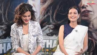 Taapsee Reveals She Said Yes To Thappad Even Before The Script Was Ready