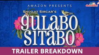 Gulabo Sitabo Trailer Breakdown | Amitabh Bachchan, Ayushmann Khurrana | Shoojit