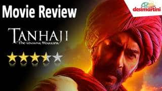 Tanhaji Movie Review - Ajay Devgan, Saif Ali Khan, Kajol, Om Raut
