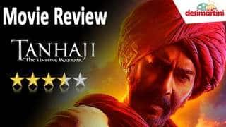 Tanhaji Movie Review - Ajay Devgan, Saif Ali Khan, Kajol, Om Raut