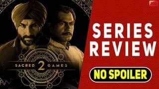 Sacred Games 2 Series Review | Nawazuddin, Saif Ali Khan, Anurag Kashyap | Netflix