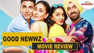 Good Newwz | Movie Review | #TutejaTalks