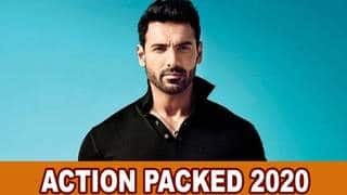John Abraham Has An Action Packed 2020