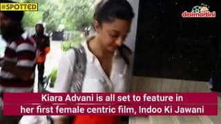 Spotted Today : Anil Kapoor, Kiara Advani, Anushka Sharma
