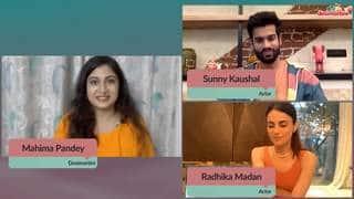 Shiddat: Radhika Madan reveals she is more like Sunny Kaushal's character Jaggi