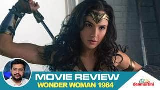 Wonder Woman 1984- Review| Gal Gadot| Chris Pine|Kristen Wiig| Patty Jenkins|Pedro Pascal